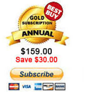 Gold Subscription - 1 Year