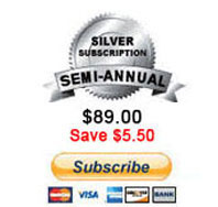 Silver Subscription - 6 Months